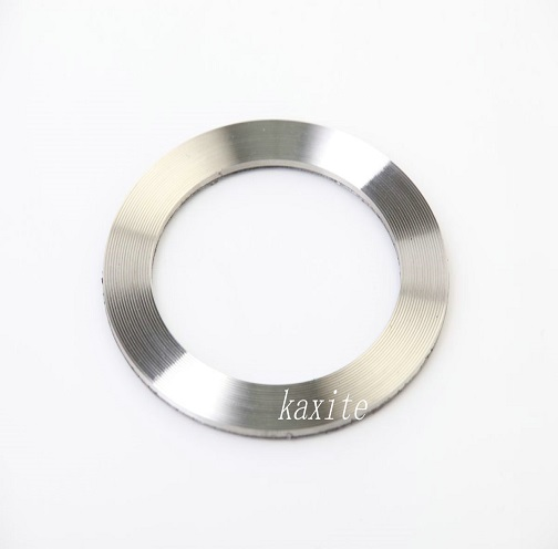 W-Shape Metallic tape ss304(L) ss316L-kaxite