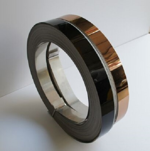 Flat-shape metallic tape 304(L) 316L