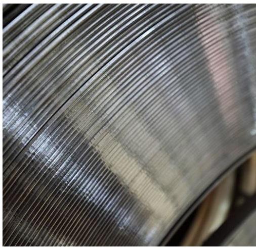 Metal Bending Coil 304(L)/316L/321