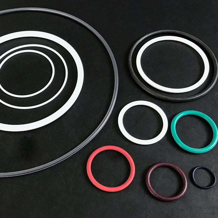 Glass Fiber Filled PTFE o-ring